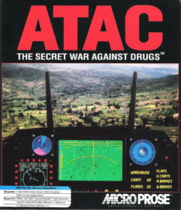 ATAC: The Secret War Against Drugs cover