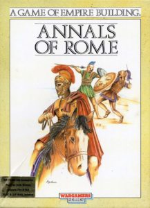 Annals of Rome cover