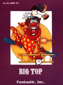 Big Top cover