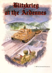 Blitzkrieg: Battle at the Ardennes cover