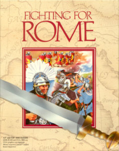 Cohort: Fighting for Rome cover
