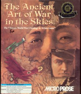 The Ancient Art of War in the Skies cover