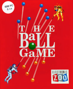 The Ball Game cover