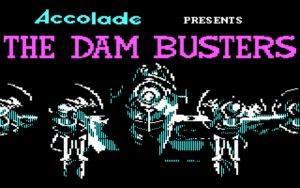 The Dam Busters Title Screen