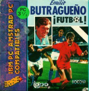 Emilio Butragueño ¡Fútbol! cover