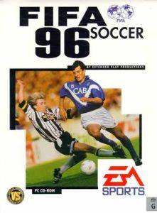 FIFA Soccer '96 cover