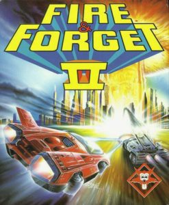 Fire & Forget II cover