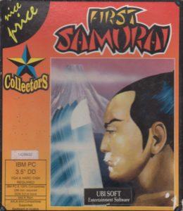 First Samurai cover