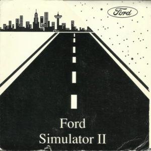 Ford Simulator 2 cover