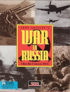 Gary Grigsby's War in Russia cover