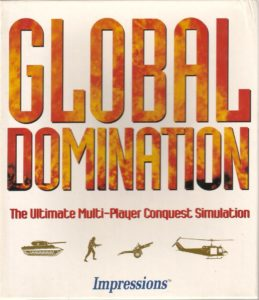 Global Domination cover