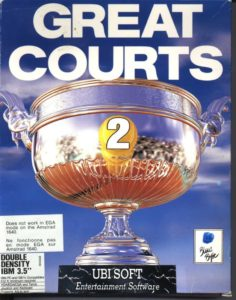 Great Courts 2 cover