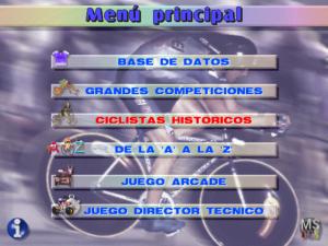 Guía Ciclismo 97 screenshot #1