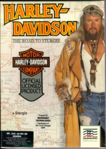 Harley-Davidson: The Road to Sturgis cover