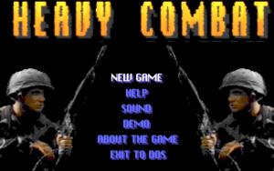 Heavy Combat screenshot #1