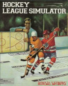 Hockey League Simulator cover