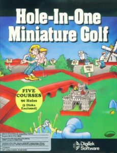 Hole-in-One Miniature Golf cover