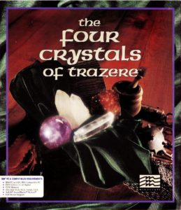 The Four Crystals of Trazere cover
