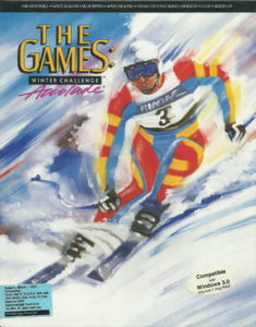The Games: Winter Challenge cover