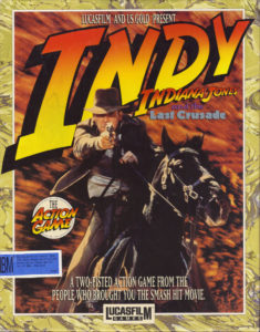 Indiana Jones and the Last Crusade: The Graphic Adventure cover