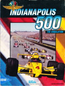 Indianapolis 500: The Simulation cover