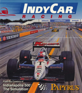 IndyCar Racing cover