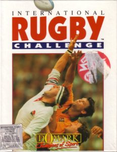 International Rugby Challenge cover