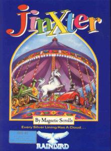 Jinxter cover