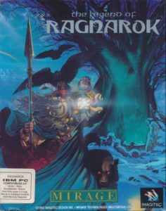King's Table: The Legend of Ragnarok cover