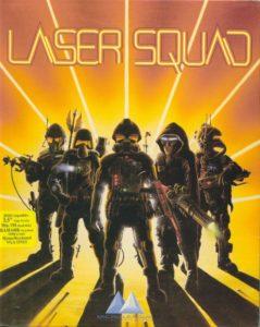 Laser Squad cover