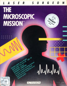 Laser Surgeon: The Microscopic Mission cover