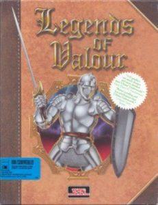 Legends of Valour cover