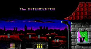 The Interceptor Title screen