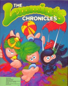 The Lemmings Chronicles cover