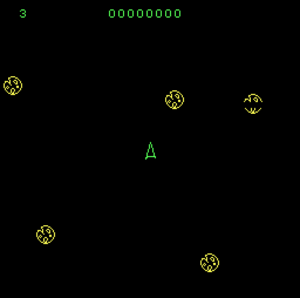 Astro-Dodge screenshot #1