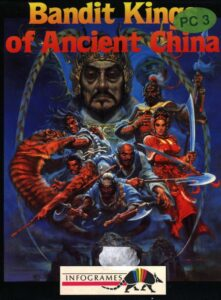 Bandit Kings of Ancient China cover