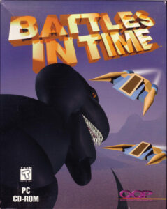 Battles in Time cover