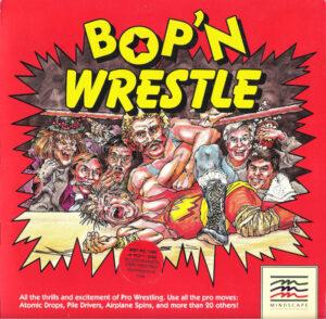 Bop'N Wrestle cover