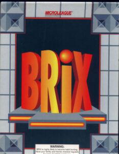 Brix cover