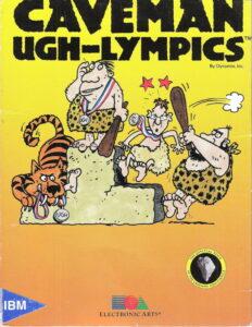 Caveman Ugh-Lympics cover