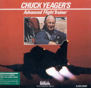 Chuck Yeager's Advanced Flight Trainer cover