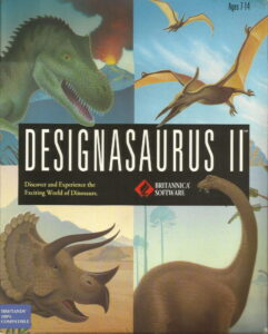 Designasaurus II cover