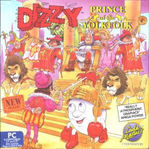 Dizzy: Prince of the Yolkfolk cover