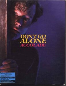 Don't Go Alone cover
