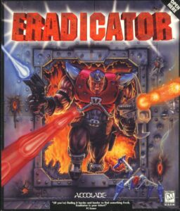 Eradicator cover