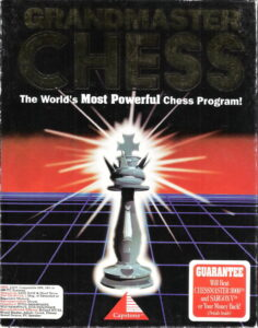 Grandmaster Chess cover