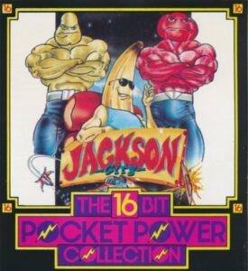 Jackson City cover