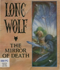 Lone Wolf: The Mirror of Death cover