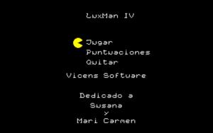 Luxman screenshot #1