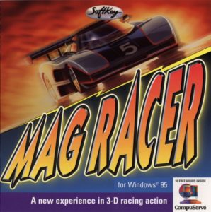 Mag-Racer cover